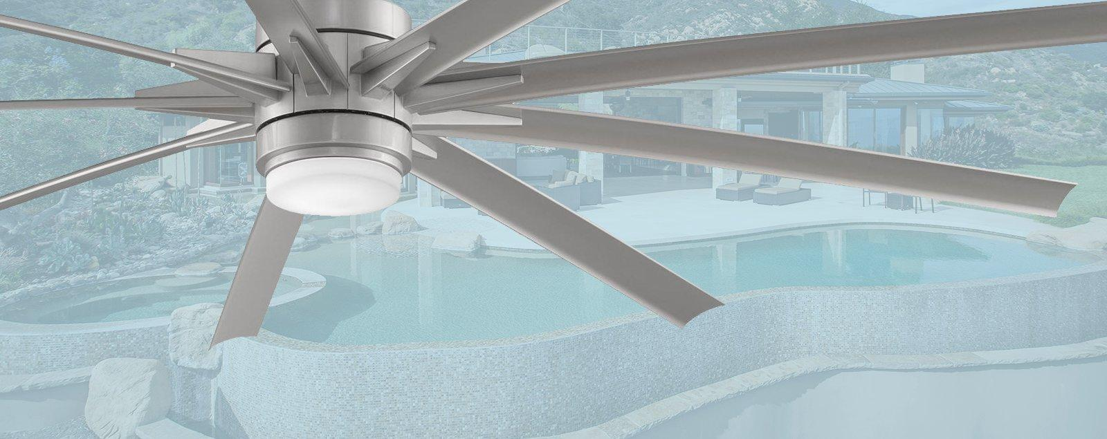 Large Outdoor Fans