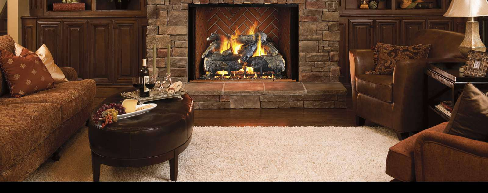Shop By: Fireplace Type
