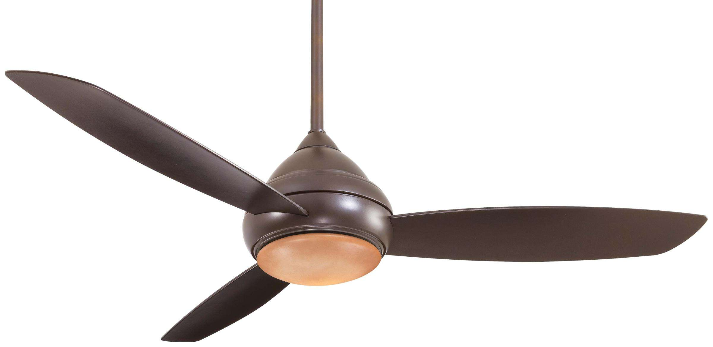"Minka Aire 52"" Concept I LED Wet Indoor/Outdoor in Oil Rubbed Bronze"
