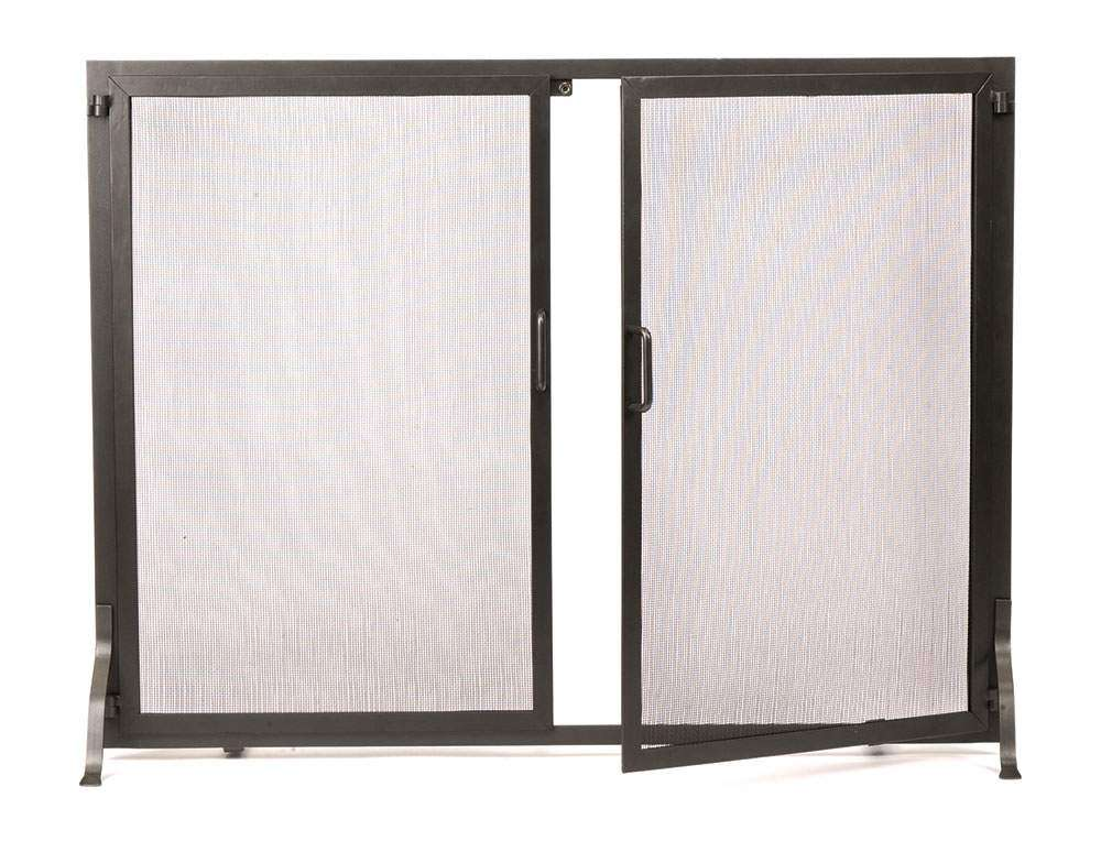 "Classic Screen With Doors - PC - Graphite - 38"" Wide x 30"" Tall"