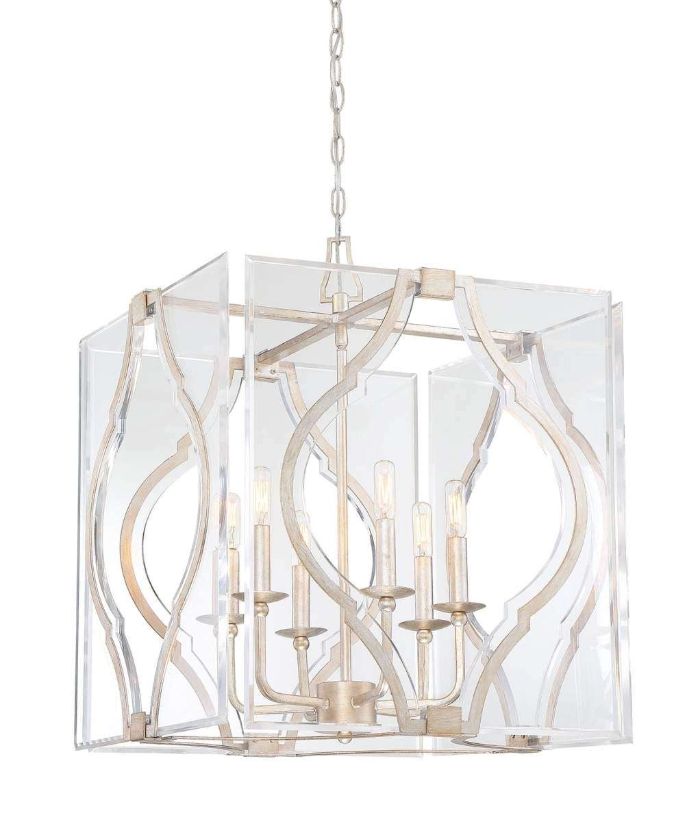 Brenton Cove 6 Light Pendant