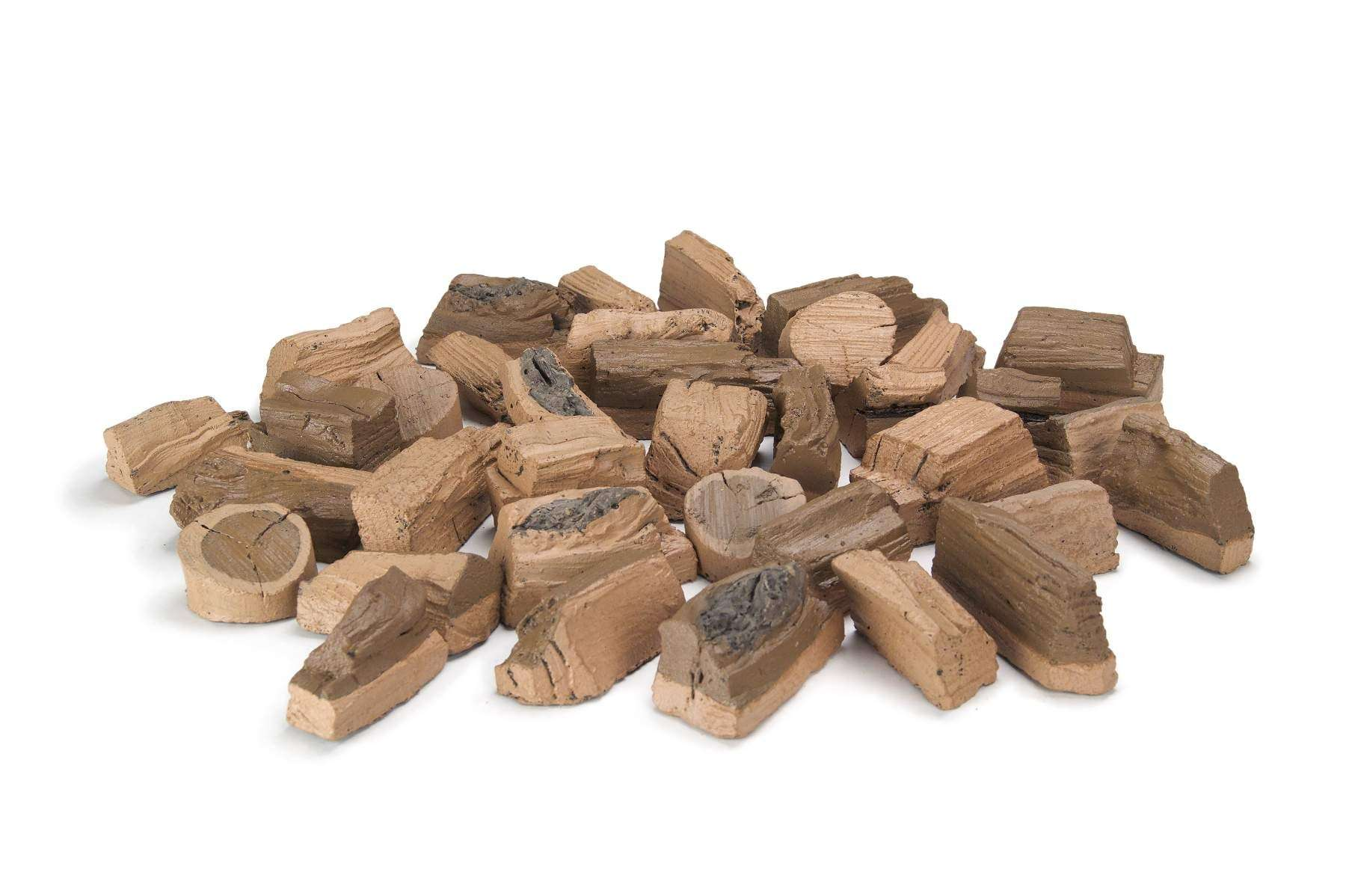 AFD - WCD-36 Wood Chunks for Outdoor Fire Pits (36 pieces)