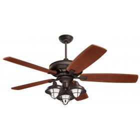 "Emerson 60"" Carrera Grande ECO (DC EcoMotor) in Oil Rubbed Bronze"