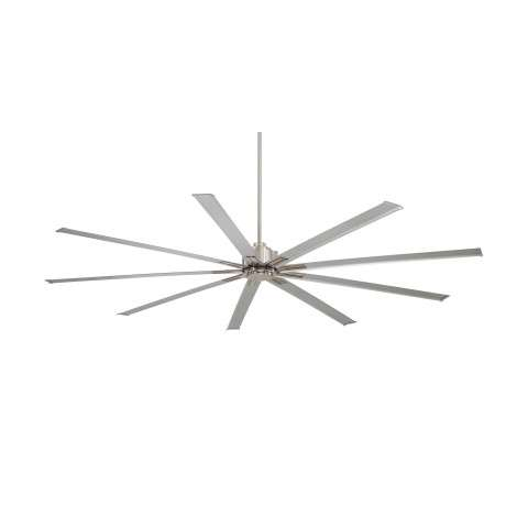 "Minka Aire 72"" Xtreme in Brushed Nickel"