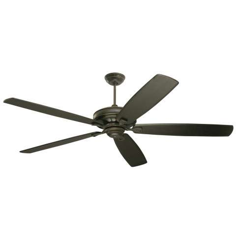 Emerson Carrera Grande Eco 72 (DC Motor) Ceiling Fan Model CF788GES-72 in Golden Espresso