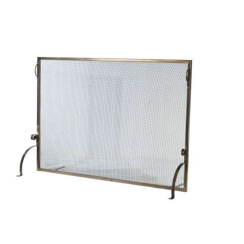 """Simple Fireplace Screen - 60"""" Wide x 42"""" Tall"""