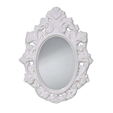 Resplendent Hi Gloss White - Mirror