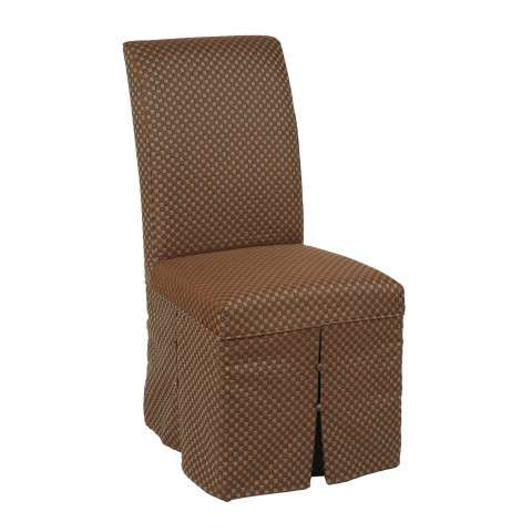 IMAP Belvedere Parsons Chair Skirted Cover