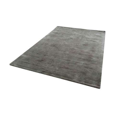 Logan Handwoven Viscose Rug In Sand - 3ft x 5ft