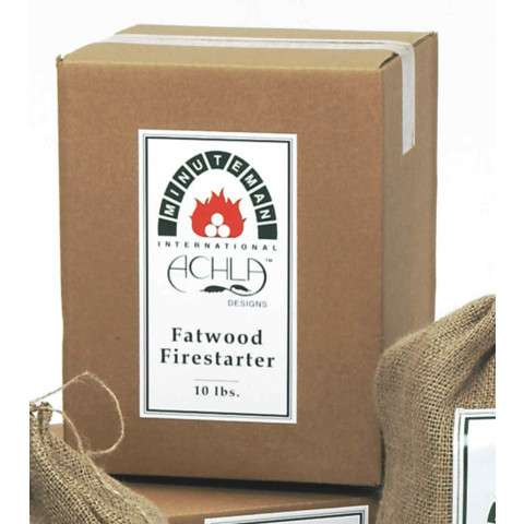 Fatwood Caddy Refill - 10 lb