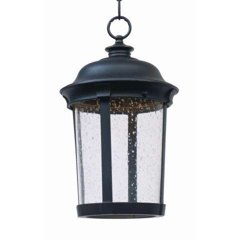 Dover LED Outdoor Hanging Lantern in Bronze