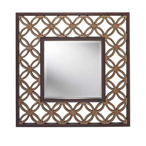 HERITAGE BRONZE / PARISIENNE GOLD Mirror