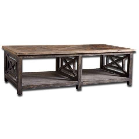 Uttermost 24264 Spiro - Cocktail Table