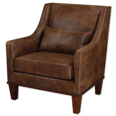 Uttermost 23030 Clay - Armchair