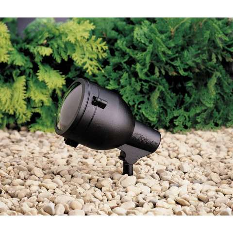 Kichler 15241BKT Accent 1-Lt 120V in Textured Black.