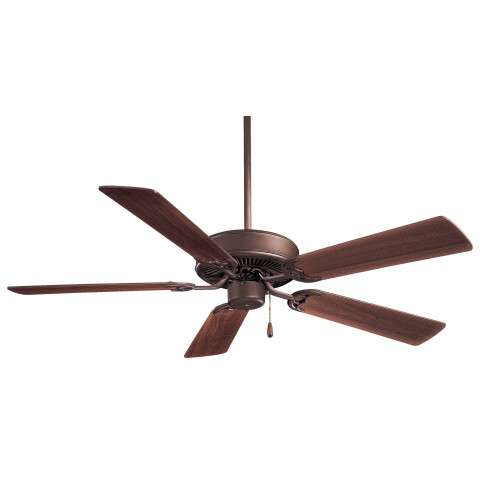 "Minka Aire 52"" Contractor in Oil Rubbed Bronze"