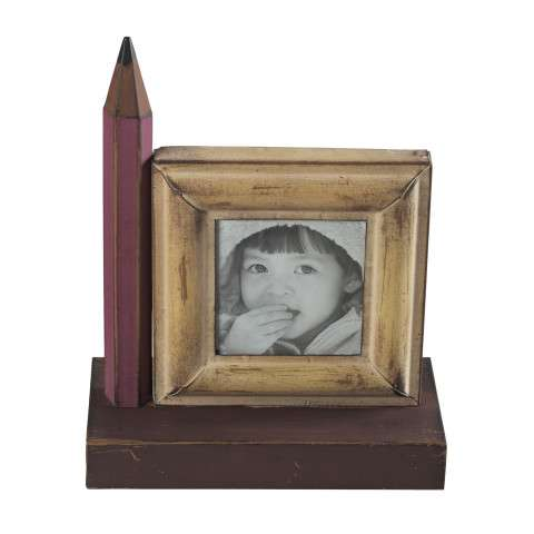 Sterling Furnishings 129-1048 Pencil Picture Frame (Sm)