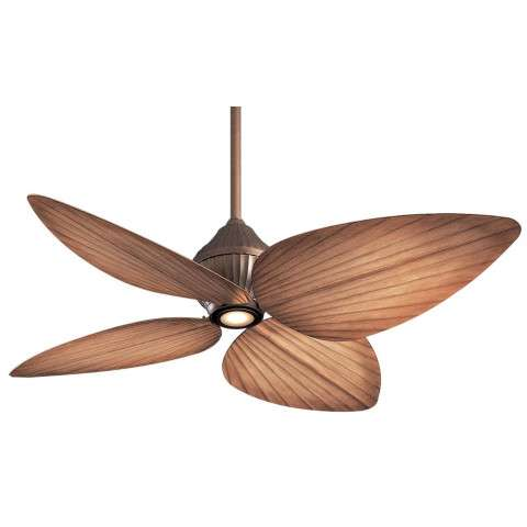 Minka Aire Gauguin Ceiling Fan Model F581-ORB in Oil Rubbed Bronze