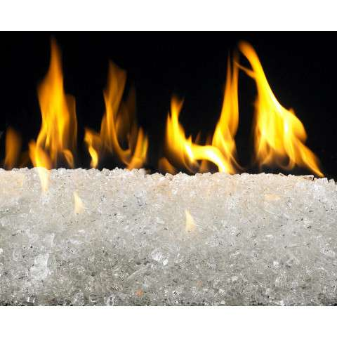 Star Fyre Fireplace Glass Crystals - 7.5lb bag