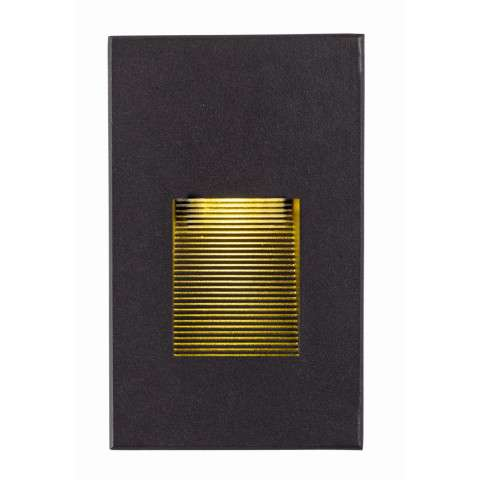 Path LED Step Light in Bronze