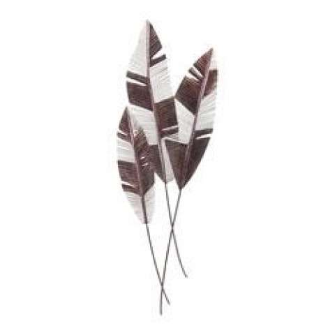Martinique Leaf Wall Fan