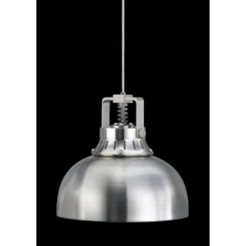 Wilmette Lighting Company 600MOMCRGSS 1-light Mini Cargo Solid Pendant fixture in Satin Nickel
