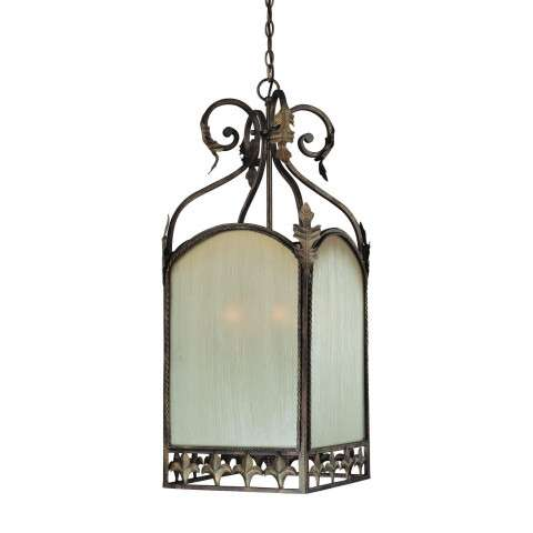 Craftmade Exteriors Devereaux - Burleson Bronze 6 Light Foyer in Burleson Bronze