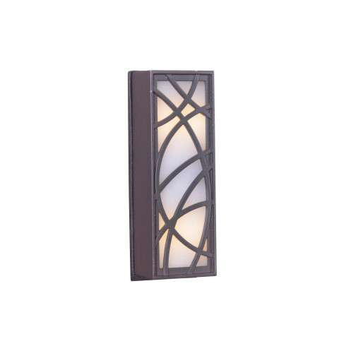 Teiber Touch Buttons Led Whimsical Lines In Antique Bronze
