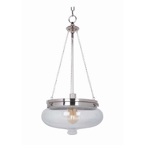 Craftmade Exteriors Yorktown - Polished Nickel Pendant in Polished Nickel