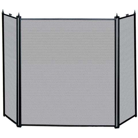 "3 Fold Black Screen - 52"" Wide x 31"" Tall"