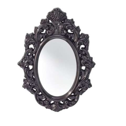 Resplendent Hi Gloss Black - Mirror