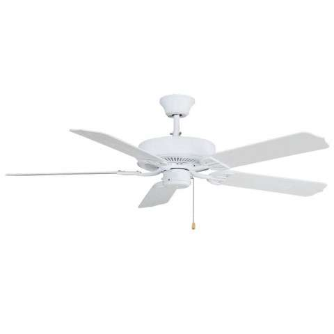Fanimation Aire Decor Builder Outdoor ENERGY STAR in Matte White