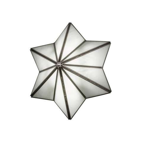 "11""W Star Wall Sconce"