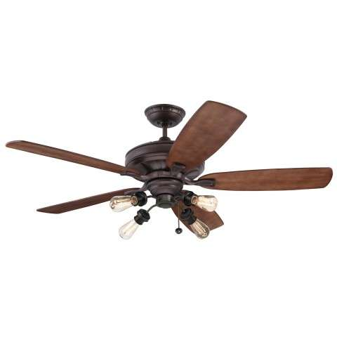 Emerson Carrera Grande Eco 60 (DC EcoMotor) Ceiling Fan Model CF788VNB