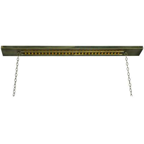 "62.25""L X 6.75""W Train Track Led Canopy"