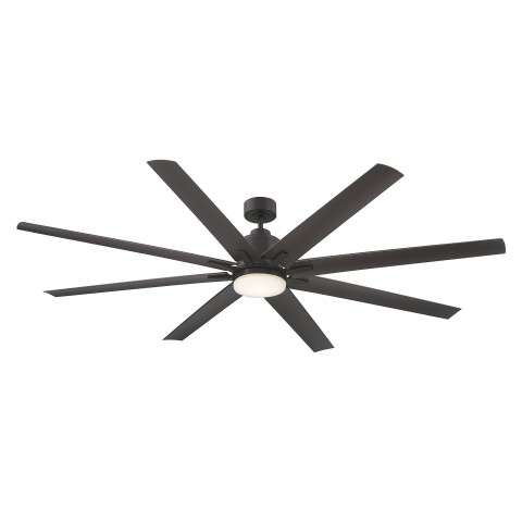 "Savoy House 72-5045-813-13 Bluffton 72"" 8 Blade Ceiling Fan in English bronze"