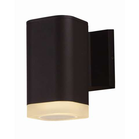 Lightray LED Wall Sconce in Architectural Bronze