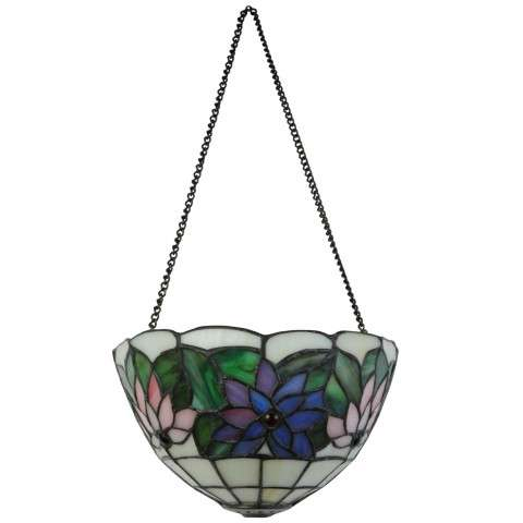 "8"" W Stockbridge Hanging Flower Pot"