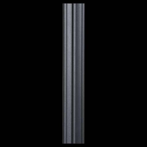 Murray Feiss 7POST-BK 7´ Post for outdoor lantern in Black finish