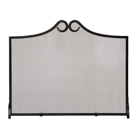 "Loops Screen - Black - 38"" Wide x 31"" Tall"