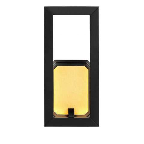 "Khloe 12"" LED Wall Sconce in Oil Rubbed Bronze"