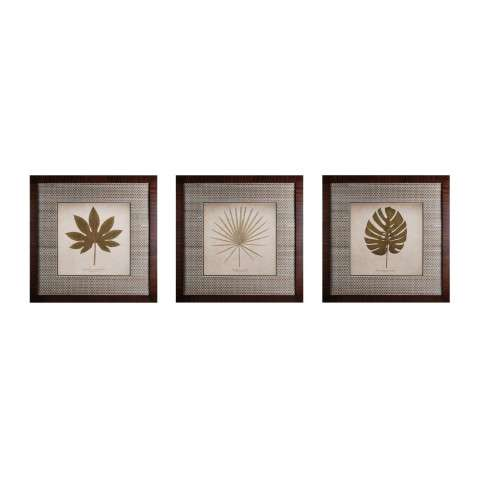 Sterling Furnishings 10068-S3 Leaves