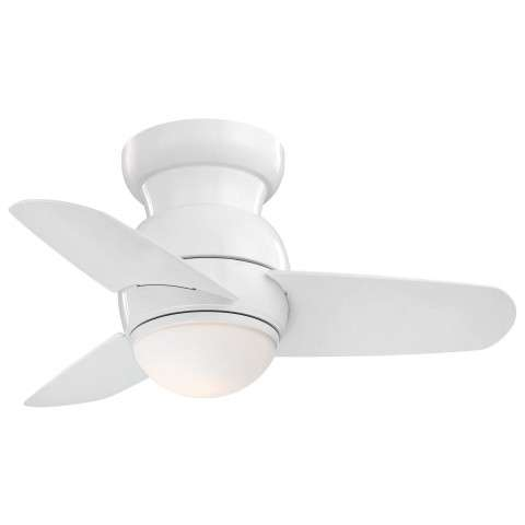 "Spacesaver 26"" LED Ceiling Fan"
