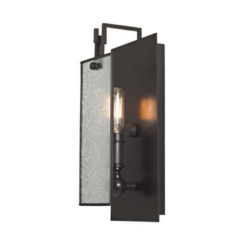 Lindhurst 1 Light Sconce In Oil Rubbed Bronze