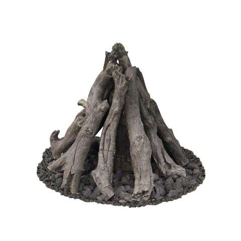 AFD - DS-27 Desert Sage Logs for Outdoor Fire Pits