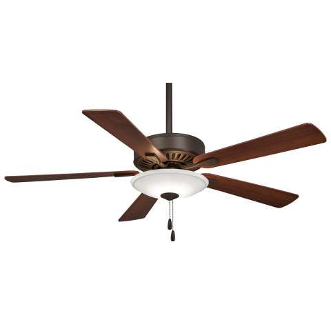 "Minka Aire 52"" Contractor Unipack LED in Oil Rubbed Bronze"