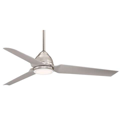 "Minka Aire 54"" Java LED in Polished Nickel"