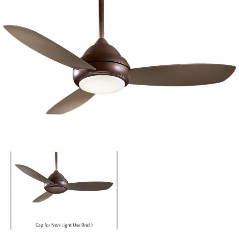 "Minka Aire 52"" Concept I Indoor Only in Oil Rubbed Bronze"
