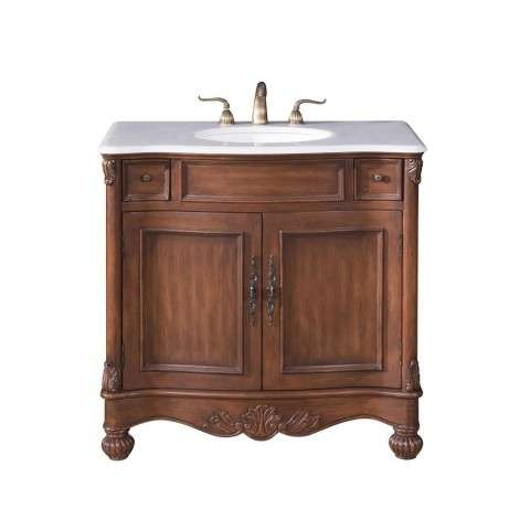 36 in. Single Bathroom Vanity