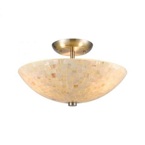 ELK Lighting 10541/3 Flush Mount